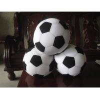 Buy cheap cushion  football shape product