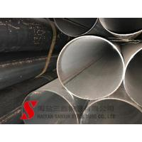 Wholesale Cold Finished Welded Steel Pipe , Scaffolding Steel Pipe ASTM / DIN Standard from china suppliers