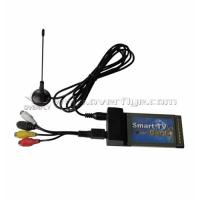 Buy cheap PCMCIA TV CARD / FM TV Sticker / TV-Box PCMICIA Card Adapter Full channel from wholesalers