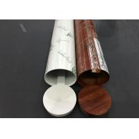 Buy cheap Decorative Suspending Linear Metal Ceiling in building Aluminum Round Tube from wholesalers