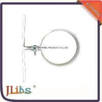 China 124Mm Size White Painting Hydraulic hose clamps Popular in the Netherlands on sale