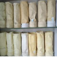 Buy cheap Oil Water Proof Dust Collector Filter Bags Polyester Material For Metallurgy Plant from wholesalers