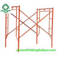 Best Quality scaffolding frame for construction Manufactures