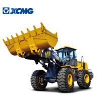Buy cheap XCMG LW500D Compact Wheel Loader With Horizontal Dynamic Arm Cylinder from wholesalers