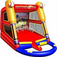 Buy cheap inflatable baseball field from wholesalers