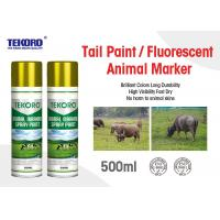 Buy cheap Tail Paint / Fluorescent Animal Marker For Heat Detection & Animal Identification from wholesalers