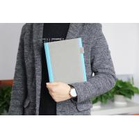 Buy cheap Easy Bring Ring Binder Organizer / Loose Leaf Leather Day Planner 80 Sheets from wholesalers