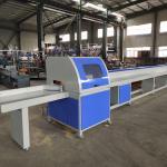 Buy cheap Automated CNC Sawing Machine Wood Pallet Deck Board Stringer Blocks ThoYu TYCS-4000 Timber Sawmill Machine from wholesalers