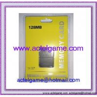 PS2 memory card 128MB PS2 game accessory