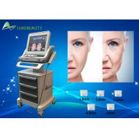 Wholesale Newest 2016 hifu face lifting high intensity focused ultrasound skin tightening machine from china suppliers