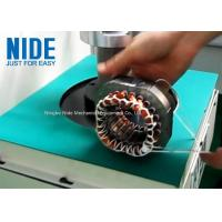 Buy cheap AC Induction Motor Stator Washing Machine Coil Lacing Equipment from wholesalers