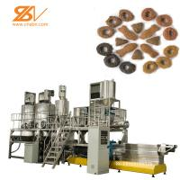 Buy cheap 2 Screw Dog Food Pellet Making Machine 150-5000 Kg/h Capacity Schneider Inverter from wholesalers