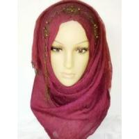 Wholesale Red Hijab Scarf (LC-C027) from china suppliers