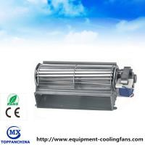 65U series AC 220V small air conditioner cross flow fan, 65 x 300mm ventilation fan motor blower fan Manufactures