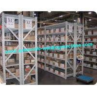 Cold Rolling Mill Machinery Produce Warehouse And Industrial Storage Pallet Rack Manufactures