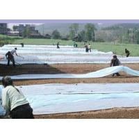 Wholesale PP raw materials non-woven fabrics for agriculture from china suppliers