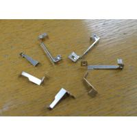 Buy cheap Phosphating Decorative Metal Stampings / Progressive Die and Stamping for Telecom Products from wholesalers