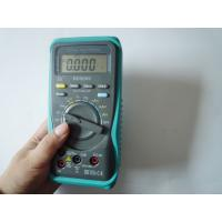 Buy cheap 3700V AC Withstand Voltage Auto Range Digital Multimeter 4000 Dispaly from wholesalers