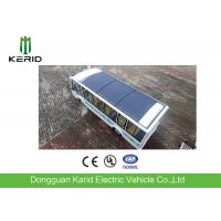 Buy cheap PV Solar Powered Electric Car Deployed 350 KW Flexible Solar Panel ECO Friendly from wholesalers