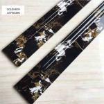 Buy cheap 100*800mm European modern design artificial marble flooring tile baseboard skirting for bedroom/living room from wholesalers