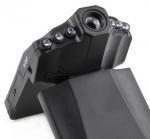 Buy cheap Mini Vehicle Black Box DVR With Hard Drive 1.3M Megapixel HD CMOS Sensor Black from wholesalers