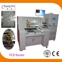 Operated in Y-direction PCB Depaneling with Differing Cutting Fixtures Manufactures