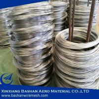 Buy cheap xinxiang bashan New design high quality rod 3mm stainless steel wire from wholesalers
