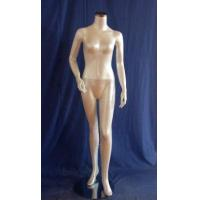 Buy cheap Headless Female Mannequins in Pearl White Color from wholesalers