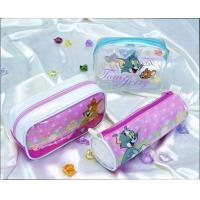 Buy cheap 2015 Pvc Round Cute cosmetic bag for Women Wholesale from wholesalers