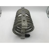 Buy cheap Pressure Plate Industrial Vibration Isolators 7Hz - 15Hz Military Grade ISO9001 from wholesalers