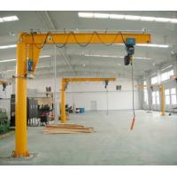 Buy cheap YT High quality 3 t 5ton column mounted slewing jib crane price for lifting,180-360 degree from wholesalers
