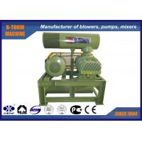 Wholesale LowNoise Air Three Lobe Roots Blower with Pressure 10-60KPA Roots Aerator from china suppliers