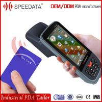 Buy cheap 0.1m Middle Range Low Frequency Rfid Reader Integrated Data Collection Terminal from wholesalers