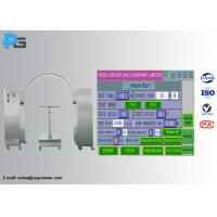 Buy cheap Rainproof IP03 IP04 Environment Test Equipment R200 - R1600 Oscillating Tube Selectable from wholesalers