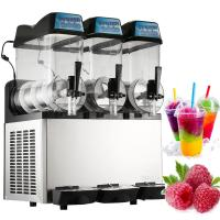 Buy cheap 12L×3 800W Ice Slush Machine , Commercial Slush Machine For Frozen Beverage from wholesalers