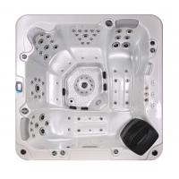 Buy cheap Computer Control Outdoor Spa Tub Rectangle Shape CE / SAA certification from wholesalers