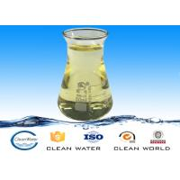 Buy cheap Coloreless / Yellow Liquid Polyamine Polymer For Water Clarification ISO / BV from wholesalers