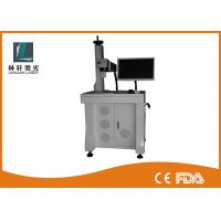 Buy cheap 30W Portable Laser Marking Machine , Stainless Steel Laser Engraving For Nameplate from wholesalers