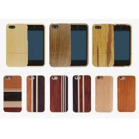 Buy cheap Real wood phone case, wooden cell phone case for iphone fashion phone case from wholesalers