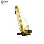Buy cheap XCMG XGC85 Boom Length 58m 85 Ton Lattice Crawler Crane For Construction from wholesalers
