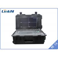 Buy cheap AV monitoring COFDM receiver  wireless  wireless audio video receiver with IP65 waterproof box from wholesalers
