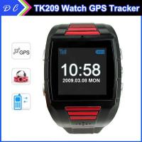 Buy cheap ATK209 Personal GPS Tracker Child Elder GSM GPRS GPS Watch Tracking Device Show Time Weather Speed Address Altitude from wholesalers