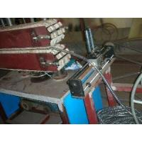 Buy cheap LPCG 150 PVC Steel Wire Reinforced Hose Extrusion Line from wholesalers