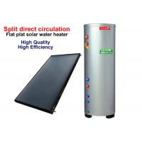 Wholesale High Efficient Flat Plate Solar Water Heater Corrosion Resistance Simple Maintenance from china suppliers