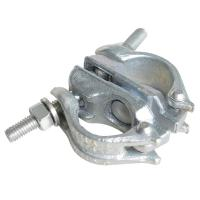 Buy cheap BS1139 EN74 Scaffolding Double Coupler , Scaffold Tube Clamps Oem Support from wholesalers
