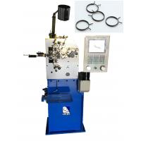 Buy cheap High Accuracy Compression Spring Machine 1200m / Min With CNC Control System from wholesalers