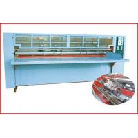 Buy cheap Thin Blade Slitting Creasing Machine, Rotary Slitting + Scoring, with Safety Cover from wholesalers