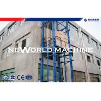 Wholesale Superior Fixed Type Hydraulic Goods Lift 2000kg 4m With 4kw Power from china suppliers