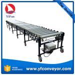 Buy cheap Heavy Duty Flexible Powered Roller Conveyor-V Belt from wholesalers