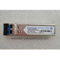 Buy cheap FINISAR FTLF1419P1xCL FTLF1419P1BCL Fiber Optic Transceiver Module Duplex LC Connector from wholesalers